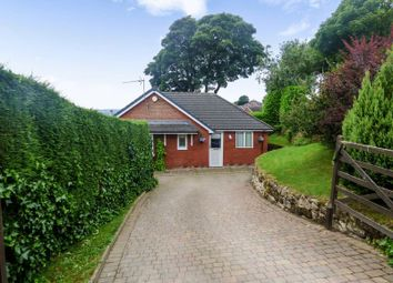Thumbnail 2 bed detached bungalow for sale in Mow Cop, Stoke-On-Trent