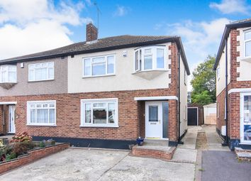 3 bed semi-detached house for sale in Pettits Lane North, Romford RM1