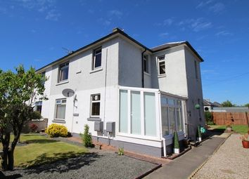 Thumbnail 2 bed flat for sale in 47 Oswald Avenue, Grangemouth