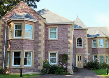 Thumbnail 2 bed flat to rent in The Park, Victoria Road, Forres