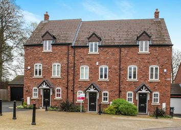 Thumbnail 3 bed town house for sale in Stewards Field Drive, Great Barr, Birmingham