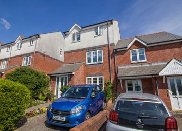 Thumbnail 3 bed town house for sale in Dingle Dell, Penarth