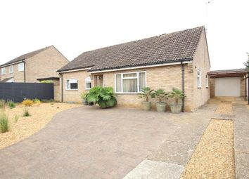 Thumbnail 3 bedroom detached bungalow for sale in Philippa Close, Ely