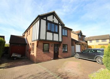 Thumbnail 4 bed detached house for sale in Tye Gardens, Swindon, Wiltshire