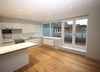 Thumbnail 2 bed flat to rent in Clayton House, 5-7 Vaughan Road, Harpenden, Hertfordshire