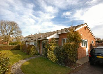 Thumbnail 3 bedroom bungalow to rent in St. Peters Road, Coton, Cambridge