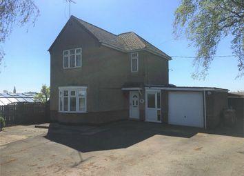Thumbnail 3 bed detached house for sale in Soke Road, Newborough, Peterborough