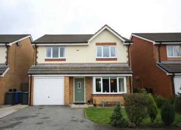 Thumbnail 3 bed detached house for sale in Rushton Close, Burtonwood, Warrington
