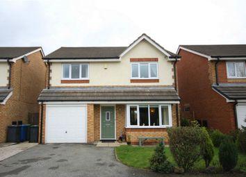 Thumbnail 3 bed detached house for sale in Rushton Close, Burtonwood, Warrington