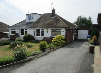 Thumbnail 2 bed bungalow for sale in Netherhouse Road, High Crompton, Shaw