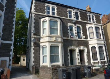Thumbnail 2 bed flat to rent in Richmond Crescent, Roath, Cardiff