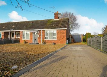 Thumbnail 2 bed semi-detached bungalow for sale in South Croft, Hethersett, Norwich