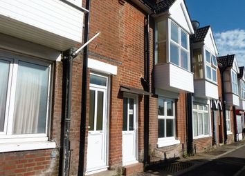 Thumbnail 2 bedroom terraced house for sale in Victoria Road, Southampton