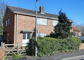 Thumbnail 3 bedroom semi-detached house for sale in Teal Road, Newport, Brough