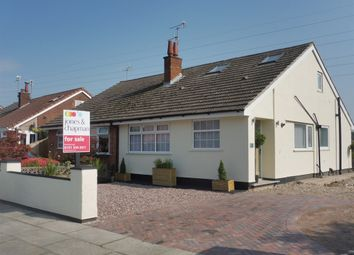 Thumbnail 3 bed semi-detached bungalow for sale in Athol Drive, Eastham, Wirral