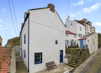 Thumbnail 4 bed terraced house for sale in Church Street, Staithes, Saltburn-By-The-Sea, North Yorkshire