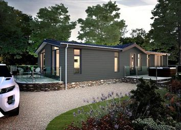 Thumbnail 3 bed detached bungalow for sale in Plot 2, Wenning River Lodges, Lower Bentham, Lancaster