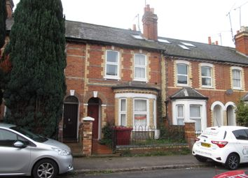 Thumbnail 4 bed terraced house to rent in Donnington Road, Reading