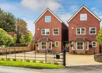 Thumbnail 4 bed link-detached house for sale in The Common, Cranleigh
