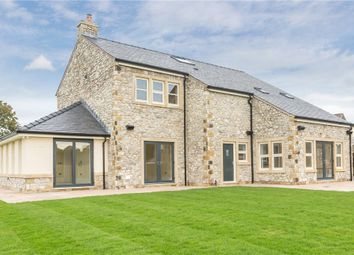 Thumbnail 4 bed detached house for sale in Bowland View, Mill Lane, Gisburn, Clitheroe