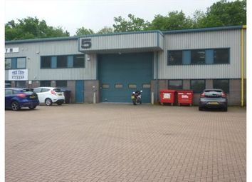 Thumbnail Warehouse for sale in Whitworth Road, Stevenage