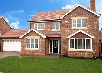 Thumbnail 5 bed property for sale in Plot 24, The Buckingham, Scunthorpe