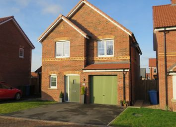 Thumbnail 4 bedroom detached house for sale in Walker Drive, Stamford Bridge, Stamford Bridge