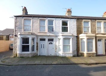 Thumbnail 3 bed terraced house for sale in Gardner Road, Morecambe