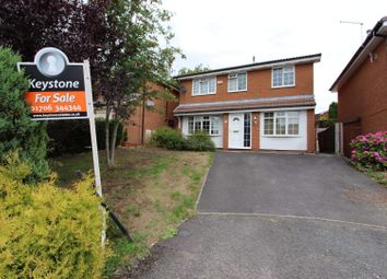 Thumbnail 4 bed detached house for sale in Saxwood Close, Norden, Rochdale