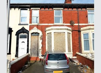 Thumbnail 4 bed terraced house for sale in Cheltenham Road, Blackpool