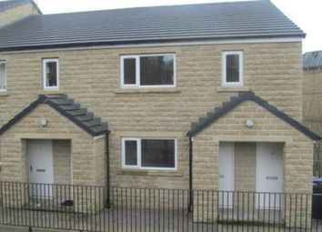 Thumbnail 2 bed flat to rent in Mohair Street, Keighley