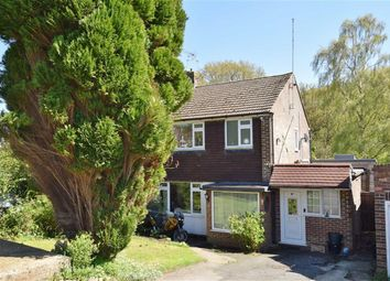 Thumbnail 3 bed semi-detached house for sale in Church Road, West Kingsdown, Sevenoaks