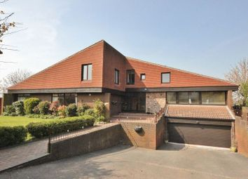 Thumbnail 6 bedroom detached house for sale in Mere Lane, Heswall, Wirral