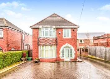 Thumbnail 3 bed detached house for sale in Upper Wortley Road, Thorpe Hesley, Rotherham
