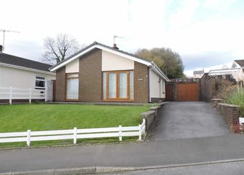 Thumbnail 3 bed detached bungalow for sale in Clos Yr Hendre, Capel Hendre, Ammanford