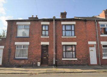 Thumbnail 3 bed terraced house for sale in West Avenue, Penkhull, Stoke-On-Trent