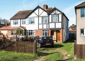 Thumbnail 3 bed semi-detached house for sale in Telegraph Lane, Claygate, Esher