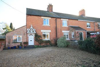 Thumbnail 3 bed end terrace house for sale in Norton Bavant, Warminster, Wiltshire