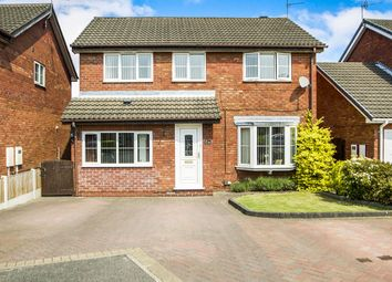 Thumbnail 4 bed detached house for sale in Leicester Street, Long Eaton, Nottingham