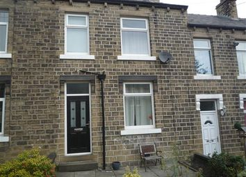 Thumbnail 2 bed terraced house to rent in Francis Avenue, Milnsbridge, Huddersfield