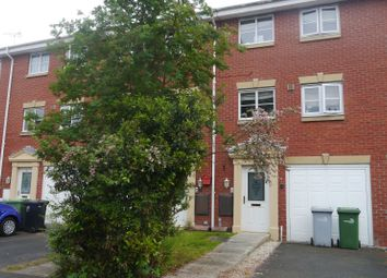 Thumbnail 3 bed town house to rent in Capel Way, Nantwich
