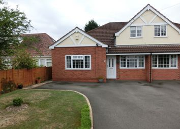 Thumbnail 4 bed bungalow for sale in Hollywood Lane, Hollywood, Birmingham
