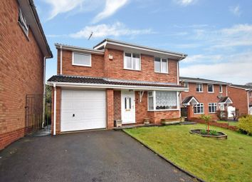 Thumbnail 3 bed detached house for sale in Fellows Close, Little Dawley, Telford