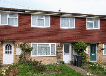 Thumbnail 3 bed terraced house for sale in Pett's Crescent, Ramsgate