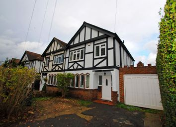 Thumbnail 3 bed semi-detached house for sale in Coulsdon Road, Old Coulsdon, Coulsdon