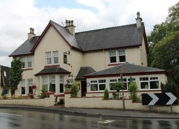 Thumbnail Restaurant/cafe for sale in Smiddy House And Russell'S Restaurant, Spean Bridge, Inverness-Shire