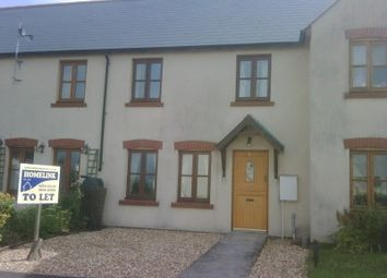 Thumbnail 3 bedroom terraced house to rent in Llys Y Crofft, Whitland