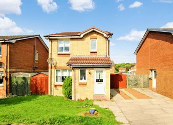 Thumbnail 3 bed detached house for sale in Marius Crescent, Motherwell