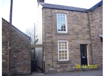 Thumbnail 2 bed semi-detached house to rent in Main Road Darley Bridge, Matlock