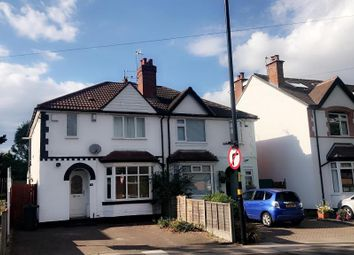 Thumbnail 4 bedroom semi-detached house to rent in Gibbins Road, Selly Oak, Birmingham